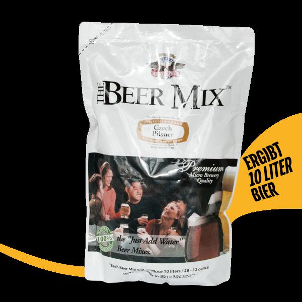 """Premium Biermix """"Czech Pilsener"""" für """"The Beer Machine"""""""