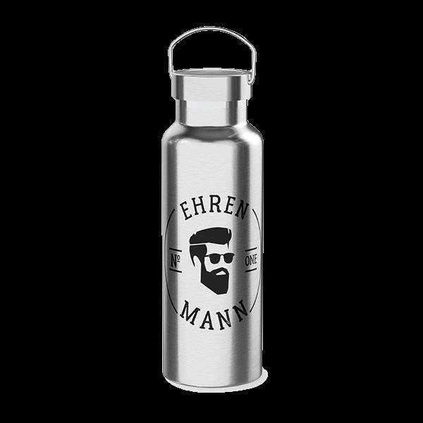 """Thermoflasche """"Ehrenmann"""""""