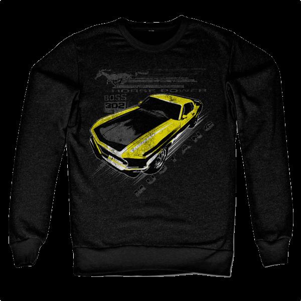 Ford Mustang Vintage Sweatshirt