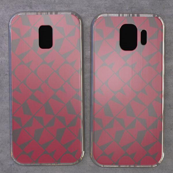 """DMAX Cover """"Mirror"""" für Samsung Galaxy J Modelle"""