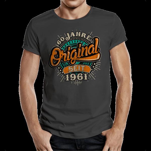 """T-Shirt """"Original seit 1961"""""""
