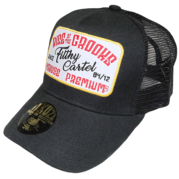 "Trucker Cap ""Rise of the Crooks"""