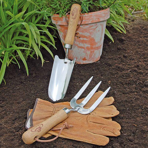 3-teiliges Gartenwerkzeug Set