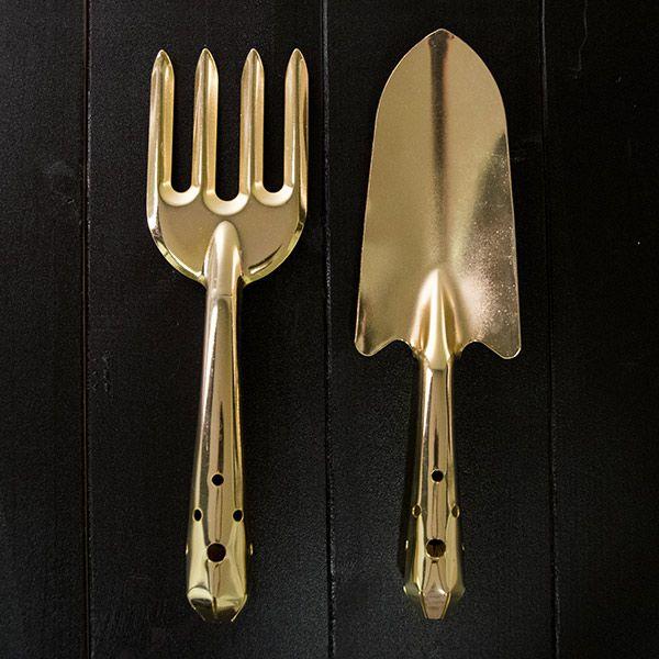 """Gartenset """"Gold Digger"""""""