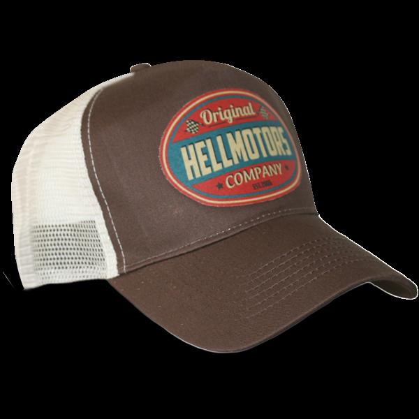 """Trucker-Cap """"Hellmotors"""""""