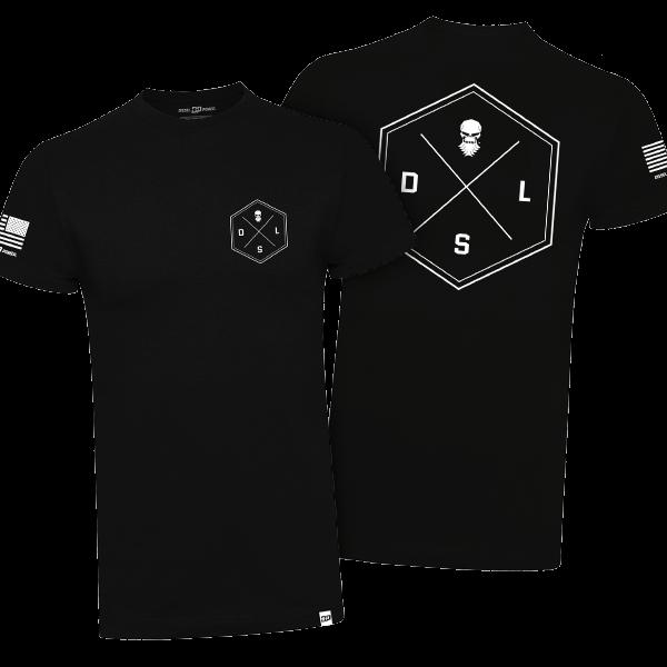 "Diesel Power Gear T-Shirt ""DPG Hex"""