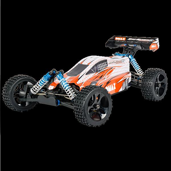 """DMAX R/C Truggy """"Dirt Attack XXL"""" (bis zu 70 km/h schnell)"""