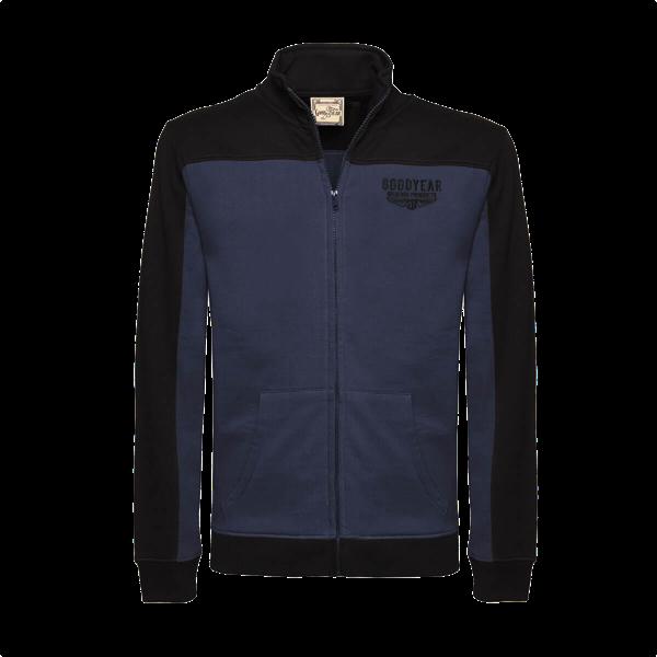 "Goodyear Sweaterjacke ""Aviation Logo"""