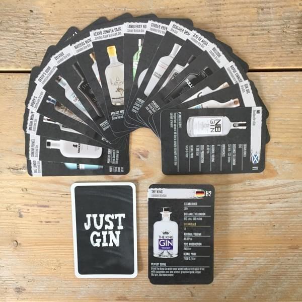 Gin-Quartett