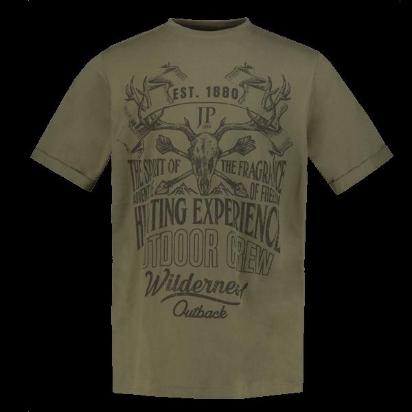 "T-Shirt ""Hunting Experience"" von JP1880"