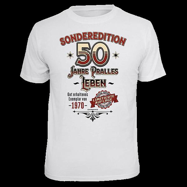 "T-Shirt ""Sonderedition 1970"""