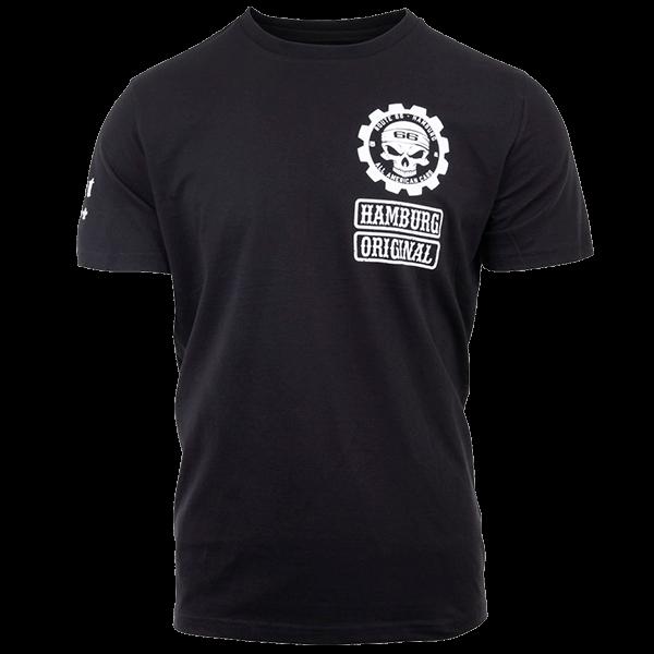 "Borrmann Motors T-Shirt ""Route 66"""