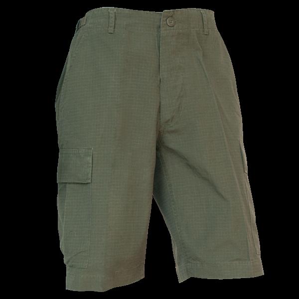 "Bermuda Shorts ""Oliv"""