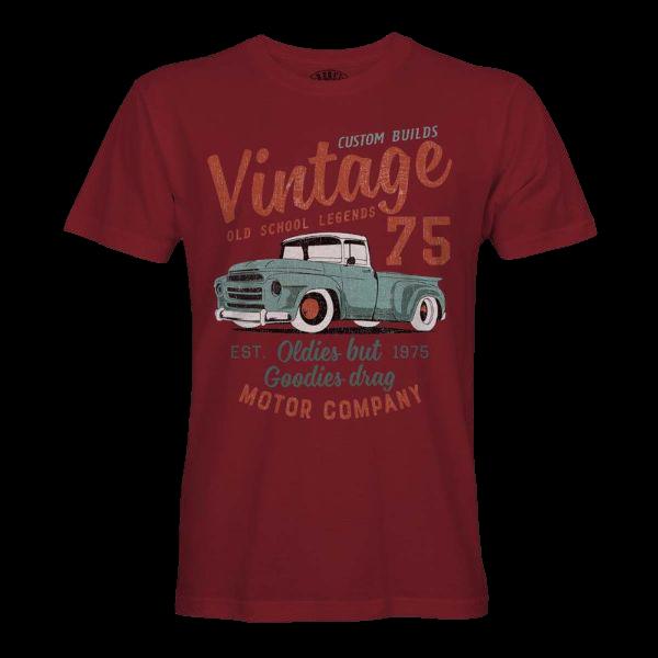 "T-Shirt ""Vintage Truck"""