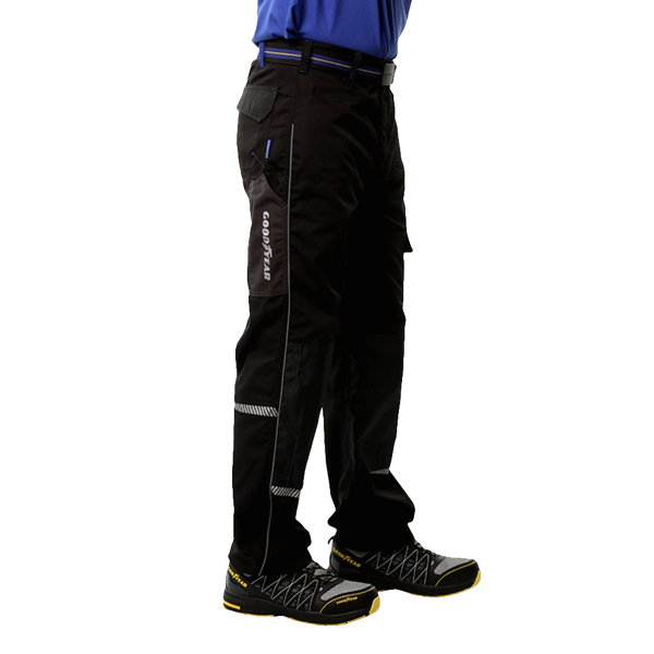 Goodyear Workwear Hose mit reflektierenden Details
