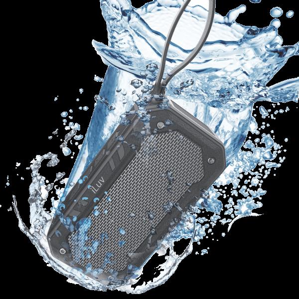 Wasserdichter Bluetooth Kompakt-Lautsprecher