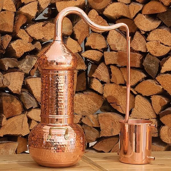 "2 Liter Destille ""Kolonne"""