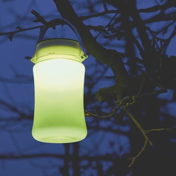 Wasserdichte Campinglampe