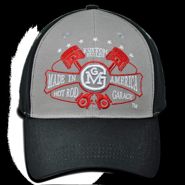 "Gas Monkey Garage Cap ""Made in America"""