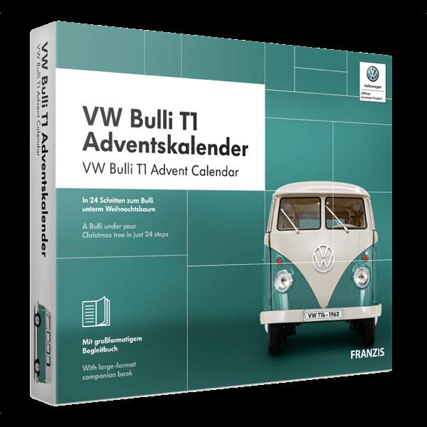 VW Bulli T1 Adventskalender
