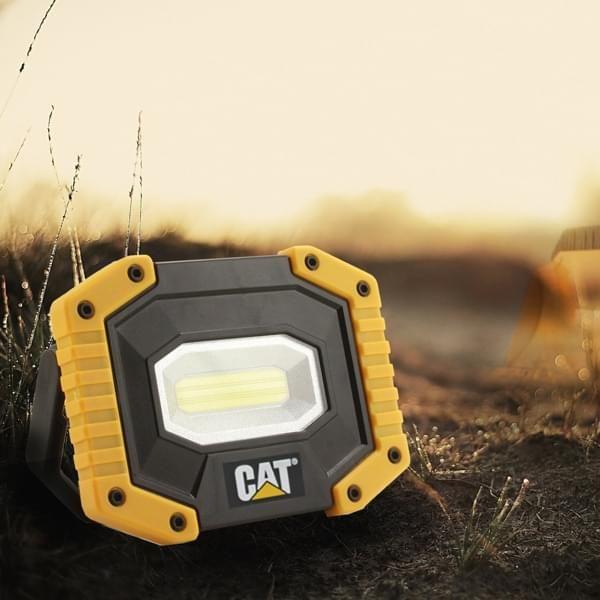 Kompakter CAT Akku LED Arbeitsscheinwerfer