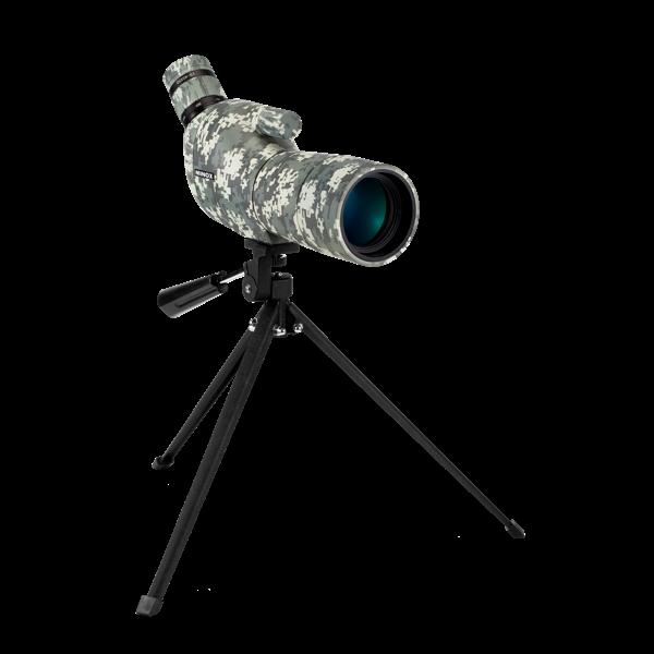 DMAX Beobachtungsfernrohr 15-45x50 mit Stativ