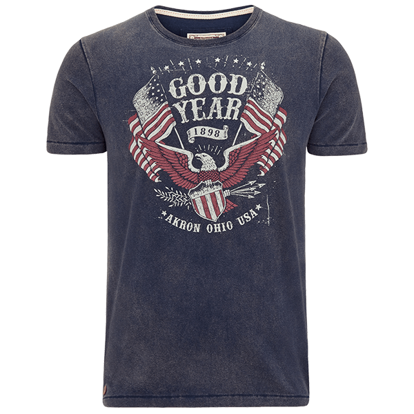 "Goodyear T-Shirt ""Jamestown"""