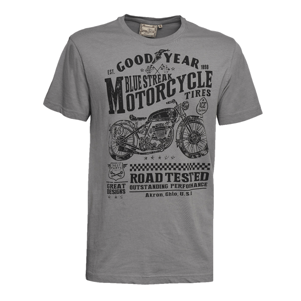 """Goodyear T-Shirt """"Road Tested"""""""