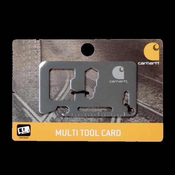 10-in-1 Kreditkarten Multitool von Carhartt
