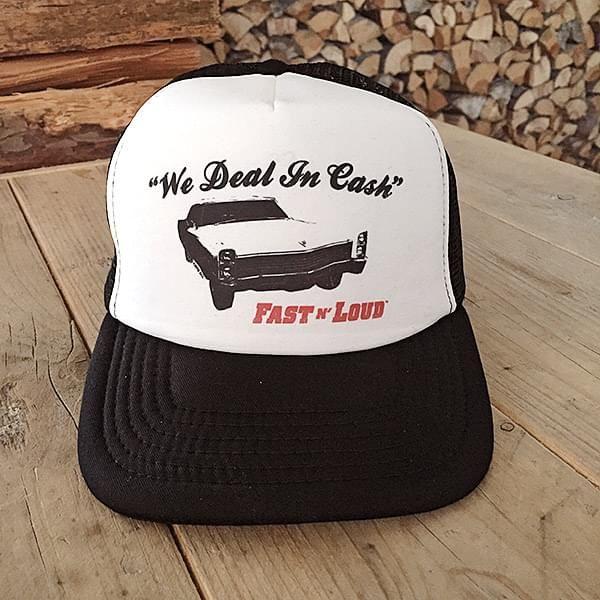 """Trucker-Cap """"Fast N' Loud Cash"""""""