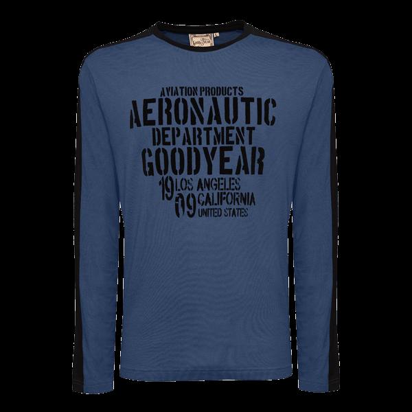"Goodyear Longsleeve ""Aeronautic Departtment"""