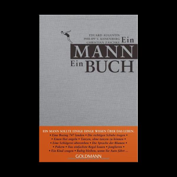 Ein Mann ein Buch (Softcover)