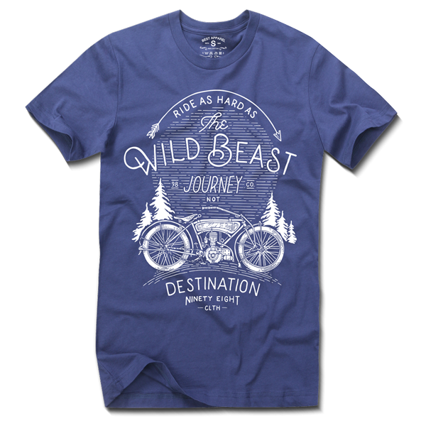 "T-Shirt ""Wild Beast"""