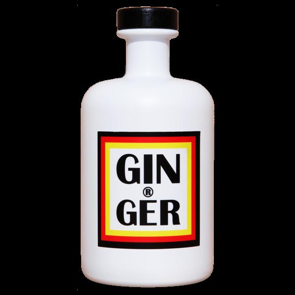 """Deutscher Ingwer Gin """"GIN.GER"""""""