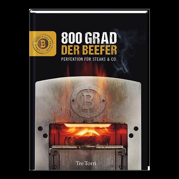 Der Beefer 800 Grad - Perfektion für Steaks & Co.