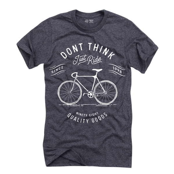 "T-Shirt ""Just Ride"""