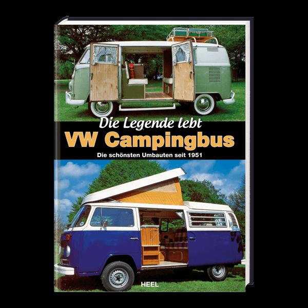 VW Campingbus - Die schönsten Umbauten seit 1951