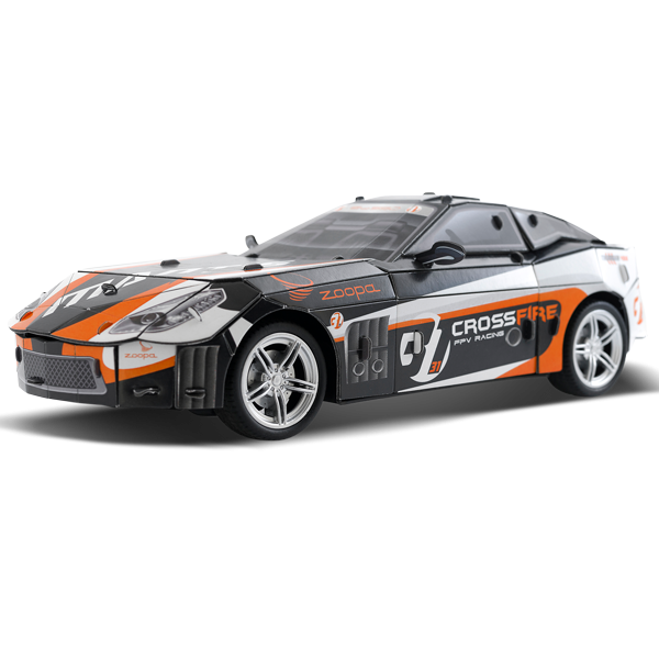R/C 3D-Puzzle Rennwagen