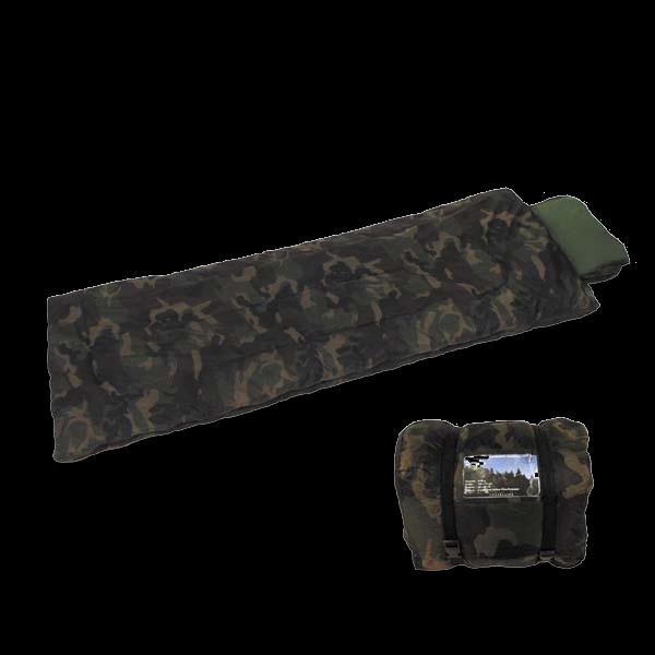 Koppelbarer Schlafsack (in 3 Farben)