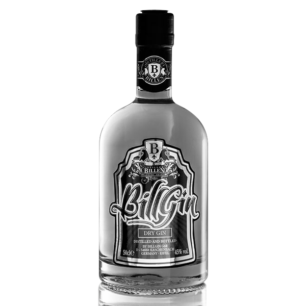 "Dry Gin ""BillGin"""