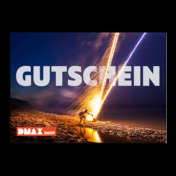 """Gutschein zum Selbstausdrucken """"Feuer"""""""