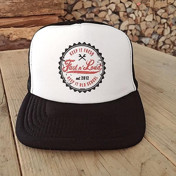"Trucker-Cap ""Fast N' Loud Oldschool"""