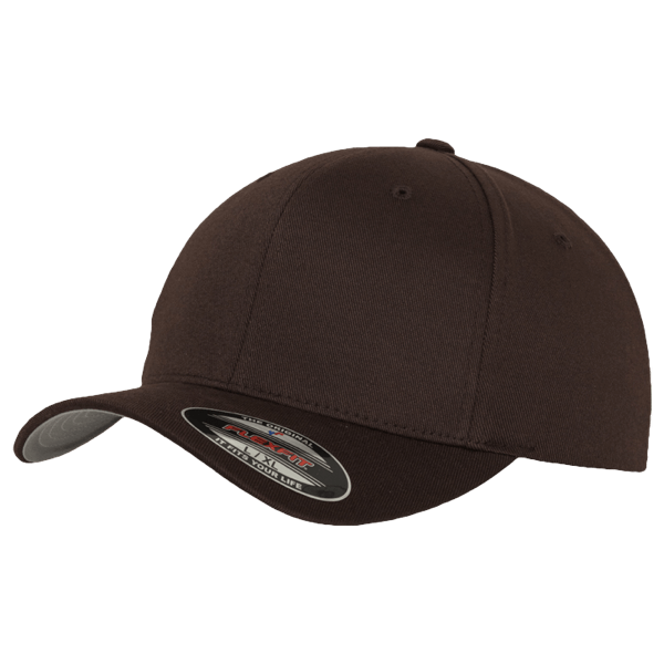 "Flexfit Cap ""Brown"""