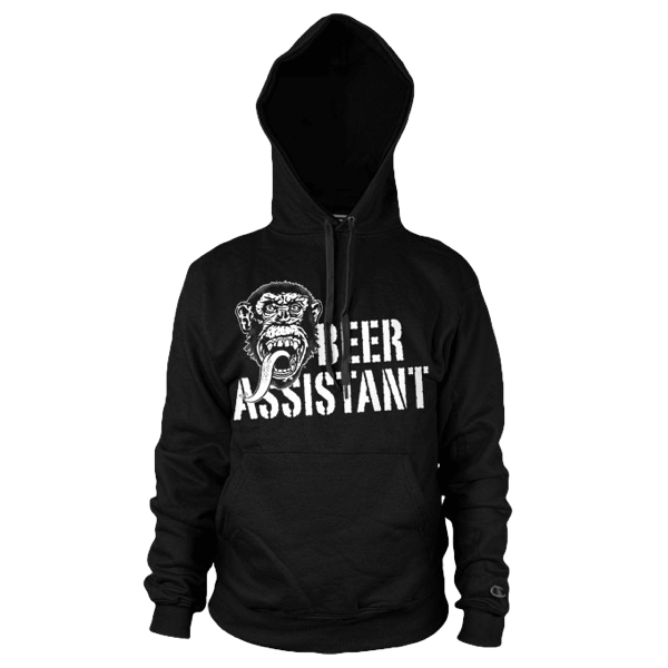 "Gas Monkey Garage Hoody ""Beer Assistant"""