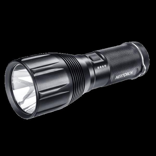 """1.000 Lumen Ultra-Reichweiten Taschenlampe """"Saint Torch 1"""""""