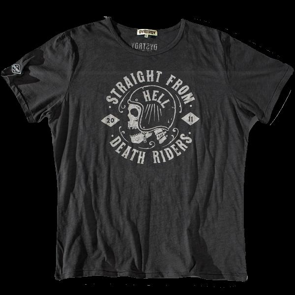 """T-Shirt """"Death Rider"""" (bis XXXL)"""