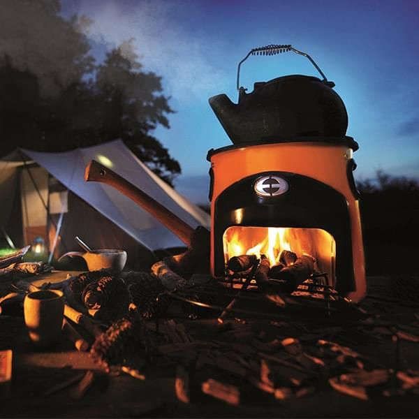 "Outdoor Ofen ""Rocket Stove"""