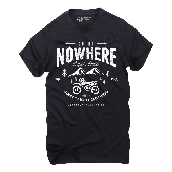 "T-Shirt ""Going Nowhere"""