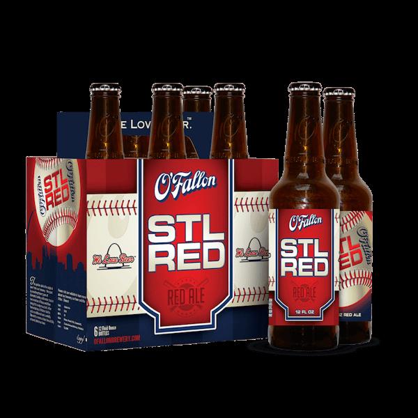"Bier-Sixpack ""O'Fallon STL RED"""