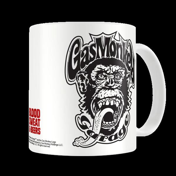 """Gas Monkey Garage Becher """"Sweat & Beer"""""""